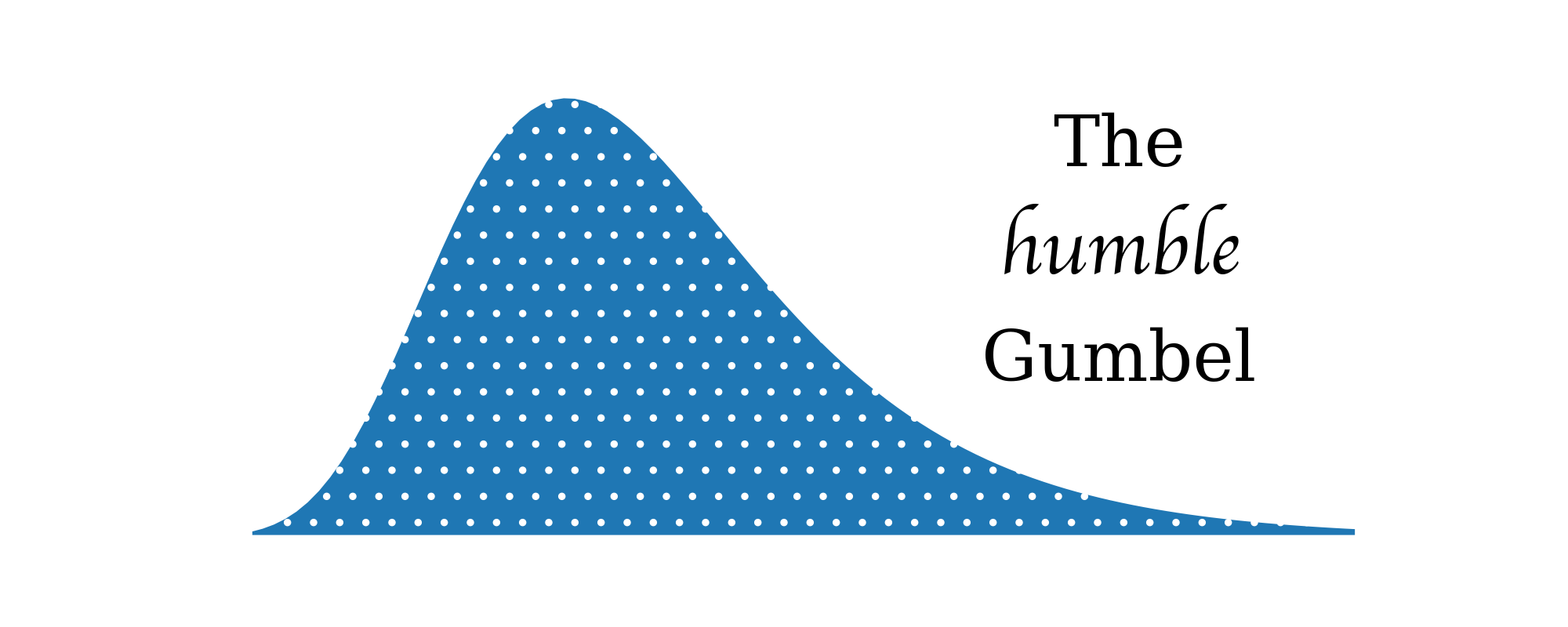 The Humble Gumbel Distribution